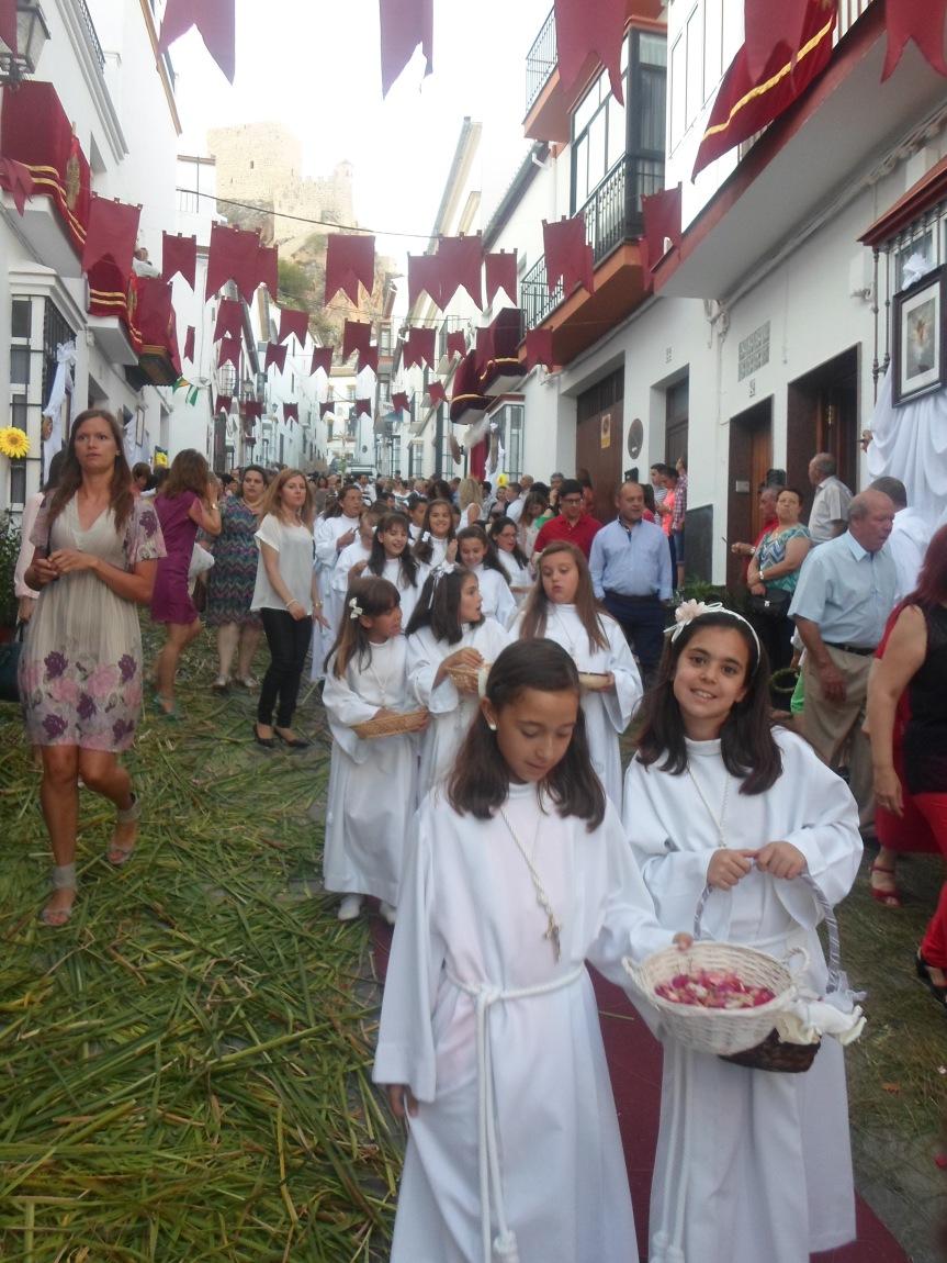 corpus christi in the puebloblanco