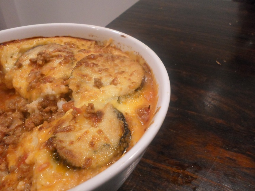 ten steps to moussaka